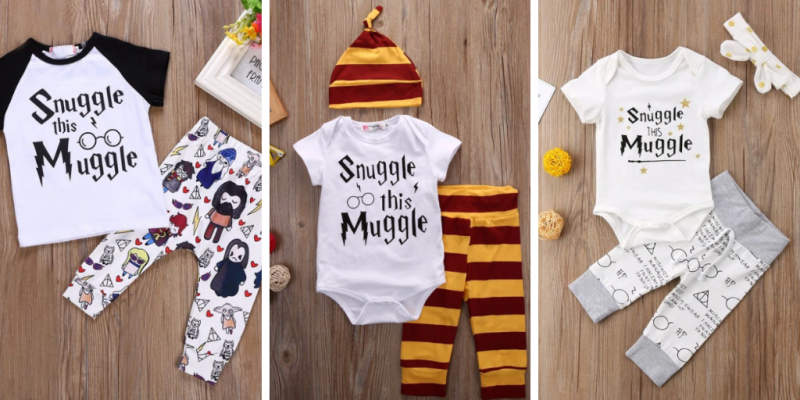 Chibimundo - Aliexpress baby harry potter